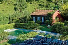 Exotic Pool in Brazil
