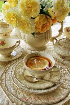 Roses Tea pizzocipriaebouquet.com