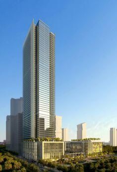 Hotel Tower (Visualization:Handel Architects)