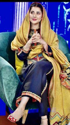 Pakistani Wedding Outfits, Pakistani Dresses, Pakistani Actress, Beautiful Girl Indian, Formal Wear, Asian Beauty, Stylish Outfits, Kurti, Fashion Dresses