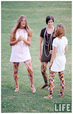 High School Fashion 1969 Arthur Schatz