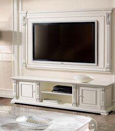 Beautiful Mounting Flat Screen Tv Inside Cabinet