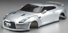 Thunder Tiger PD6914 Body Painted Nissan GTR R35 Sparrowhawk VX by Thunder tiger. $34.99