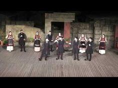 Κόνιτσα Ιωαννίνων 2012 - Θέατρο Δόρα Στράτου -  Κόνιτσα Ιωαννίνων 2012 (Ήπειρος) Θέατρο Δόρα Στράτου Χοροί: Καραμαντάτικος , Φεζοδερβέναγας , Σαμαντάκας , Μαιμουντί