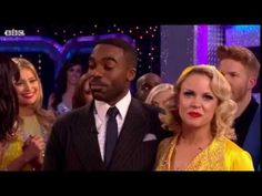 Ore Oduba and Joanne Clifton | American Smooth | Strictly Final 2016