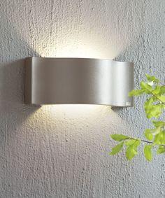 LEDlux Kast IP54 Up/Down Wall Bracket in Charcoal