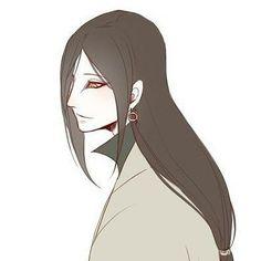 Orochimaru just gets more beautiful