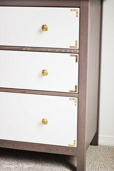 Ikea Hack: Hemnes Dresser