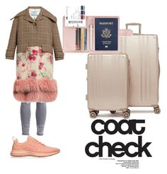 """""""all around the flower"""" by ilseok on Polyvore featuring AMIRI, Prada, Athletic Propulsion Labs, CalPak and statementcoats"""