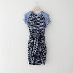 Marine Dress by Isabel Marant