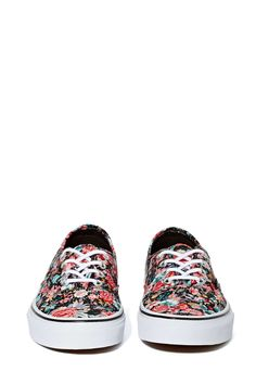 Vans Authentic Slim Sneaker
