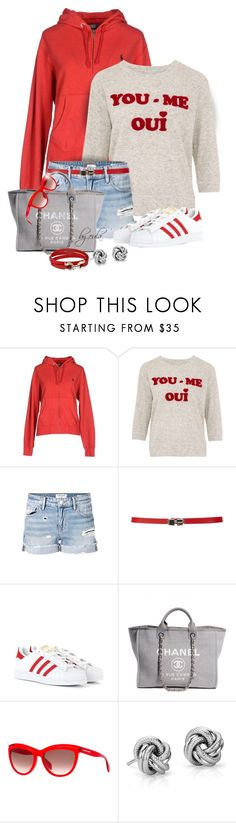 """Sneakers (Outfit Only)"" by eula-eldridge-tolliver ❤ liked on Polyvore featuring Polo Ralph Lauren, Zoe Karssen, Frame, Carven, adidas Originals, Chanel, Alexander McQueen, Blue Nile and Salvatore Ferragamo"