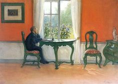 Required Reading - Carl Larsson