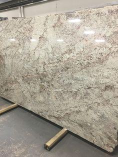 White Springs Granite Slab
