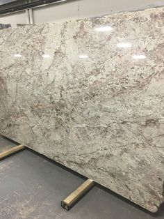 White Springs Granite Slab