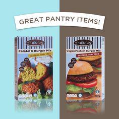 Protein Burger, Vegan Protein, Burger Mix, Bean Burger, Costco Freezer Meals, Vegan Recipes, Snack Recipes, Long Shelf, Vegane Rezepte
