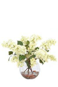 Lilac  Silk Flower A