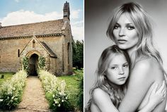 Kate Moss, Featured on sharedesign.com.