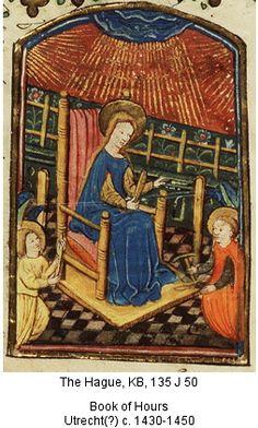 The Hague, KB 135 J 50  Book of Hours  Utrecht(?) C. 1430-1450