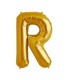 "Mylar 16"" Gold Balloons"
