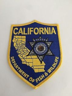 Law enforcement california and fish on pinterest for California fish and wildlife