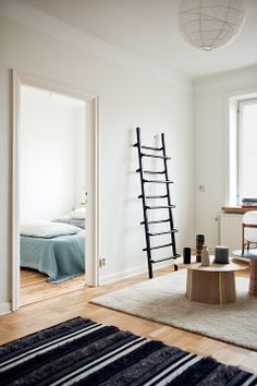 I wish I lived here: a warm and natural home in Södermalm, Stockholm