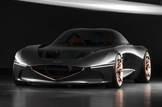Genesis Essentia GT Concept All-electric futuristic luxury supercar with a 0-60 of under 3 seconds. Go to Source Author: Sean Tirman... http://drwong.live/rides/genesis-essentia-gt-concept/