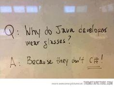 Computer nerd humor…
