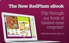 printable coupons and money saving tips redplumcom printable coupons shopping coupons