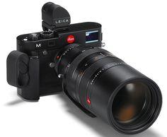 Leica M och Leica M-E efterträder M9 - Fotosidan
