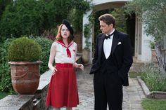 """In Woody Allen's """"Magic in the Moonlight,"""" a magician is summoned to the French Riviera to expose a young clairvoyant who has won over a rich family."""