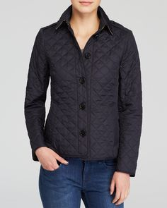 Burberry Brit Ashurst Quilted Jacket