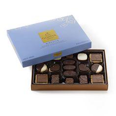 Godiva Biscuit Gift Box