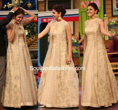 Anushka Sharma in Anita Dongre photo