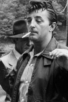 "Robert Mitchum in ""Thunder Road"" (1958)"