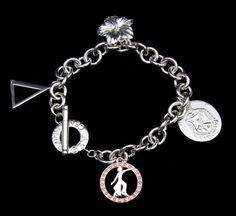 DST Centennial Charm Bracelet. Mine.