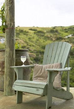 Brabourne Farm: Love .... Adirondack Chairs