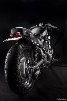 Yamaha Virago XV 535 Personalizada - à venda - Motos & Scooters, Aveiro - CustoJusto.pt