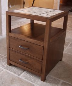 This Almost Matches The Coffee Table That I Am Refurbishing And Is Made  From A Design