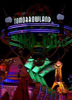 Tomorrowland at Disney's Magic Kingdom