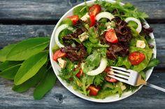 Ten super salad recipes