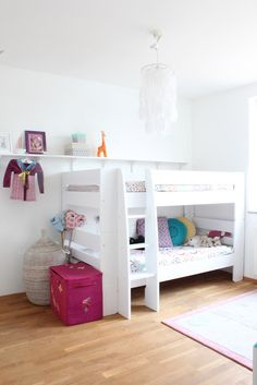 shared kids room | My Scandinavian Home blog