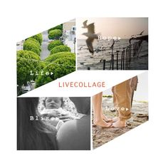 #LiveCollage
