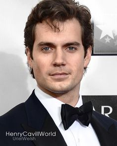 Henry Cavill at Critics' Choice Movie Awards