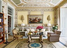 26 Living Room Ideas from the Homes of Top Designers Photos | Architectural Digest