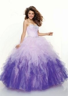 Mori lee Style 91001, same as the blue one but in purple. #PaparazziProm
