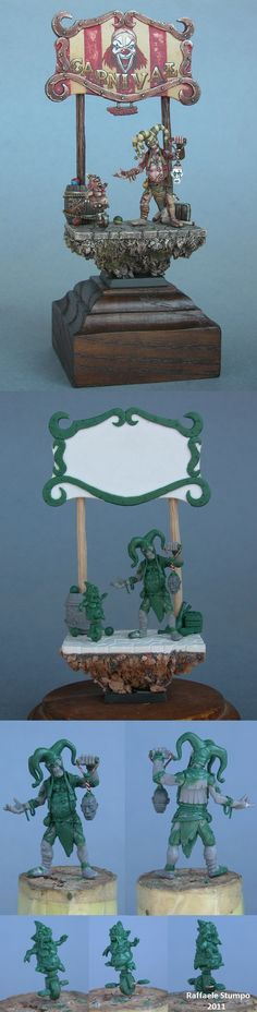 Carnival Of Chaos -Green-  Manufacturer: Greens