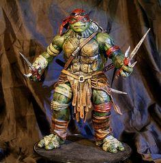 TMNT Movie Raphael (Teenage Mutant Ninja Turtles) Custom Action Figure