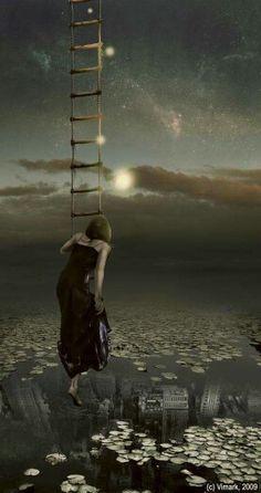 Heavan's ladder.