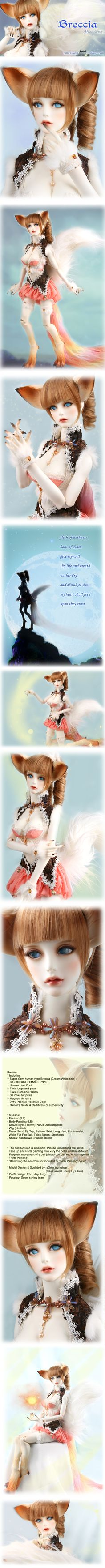 soom Breccia human version [Breccia] - $199.00 : BJD baby,bjd dolls,bjd doll shop,bjd bragan?a,fairyland,volks bjd,soom,luts bjd,Super Dollfie, BJD lovers collect community